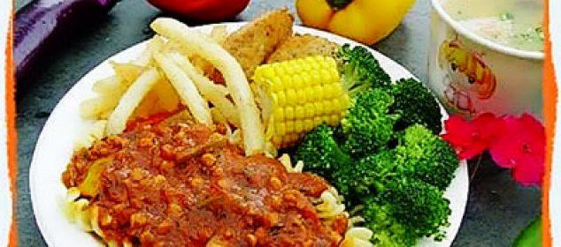 menu makanan diet sehat alami
