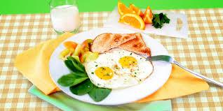 Makanan sehat untuk diet yang dianjurkan